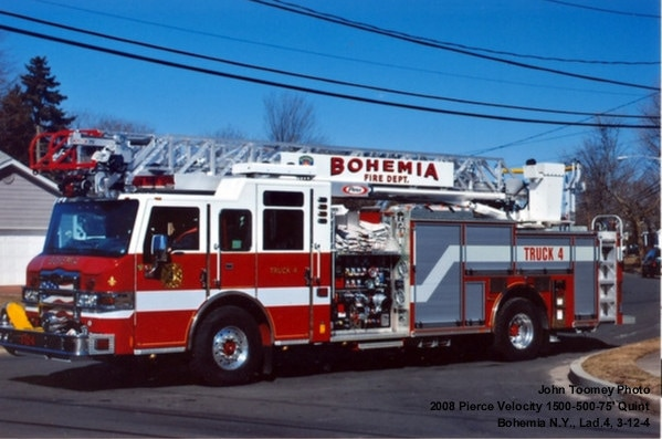 Bohemia Fire Department Long Island